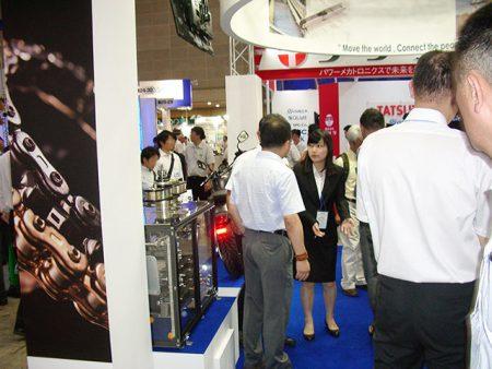 第19回機械要素技術展(M-Tech)東華チェーン集団